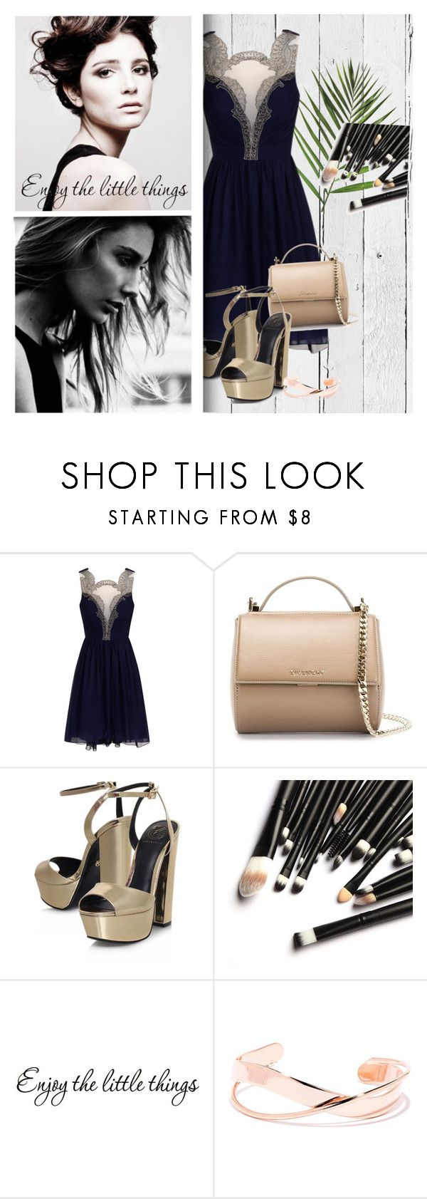 """""""965"""" by sheiivaz-15 ❤ liked on Polyvore featuring NLXL, Givenchy, Angelo, KG Kurt Geiger and HereIAgain"""