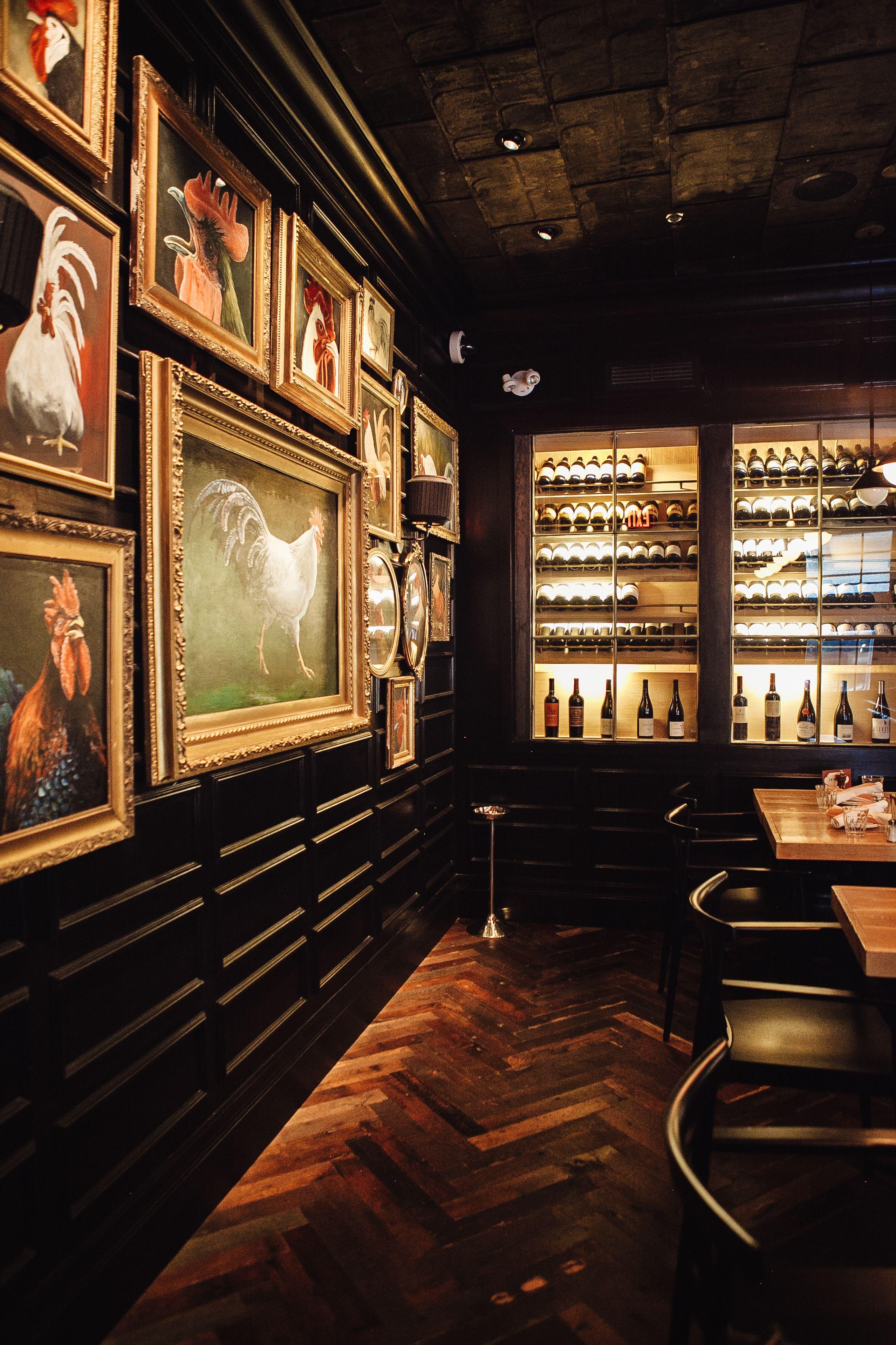 Classic Bar Design