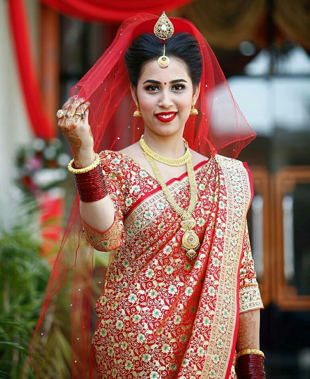 nepali wedding tradition nepal marriage bride makeup