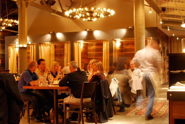 Irving Street Kitchen Portland Or Great Food Highly