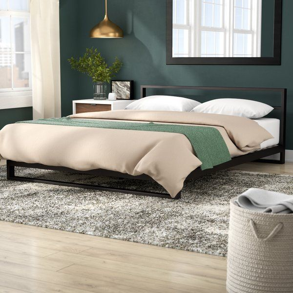 Cheap Furniture Stores Online Free Shipping: You'll Love The Pagano Platform Bed At AllModern