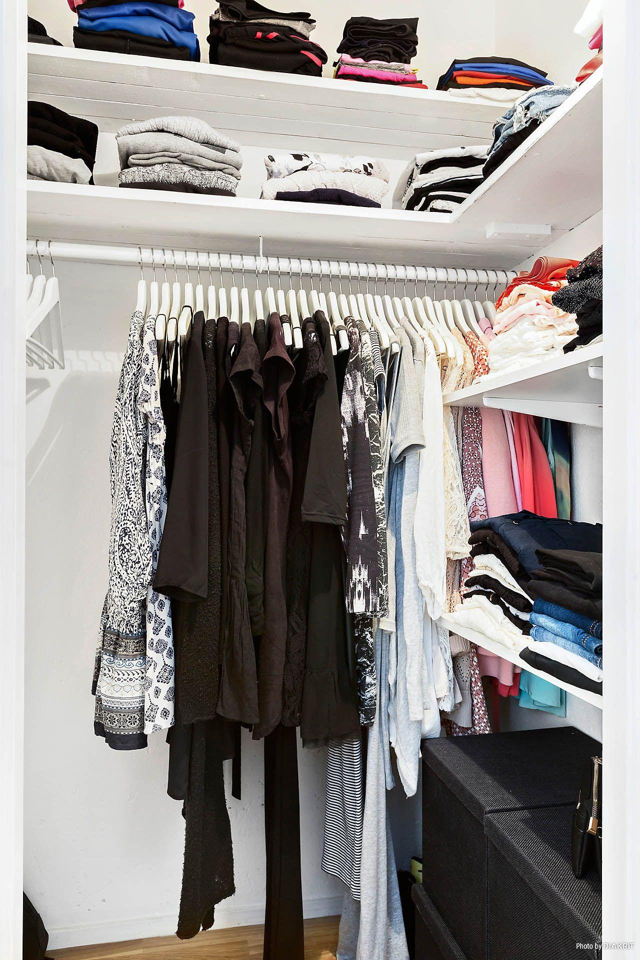 klädkammare | inredning - walk in closet | pinterest | inredning