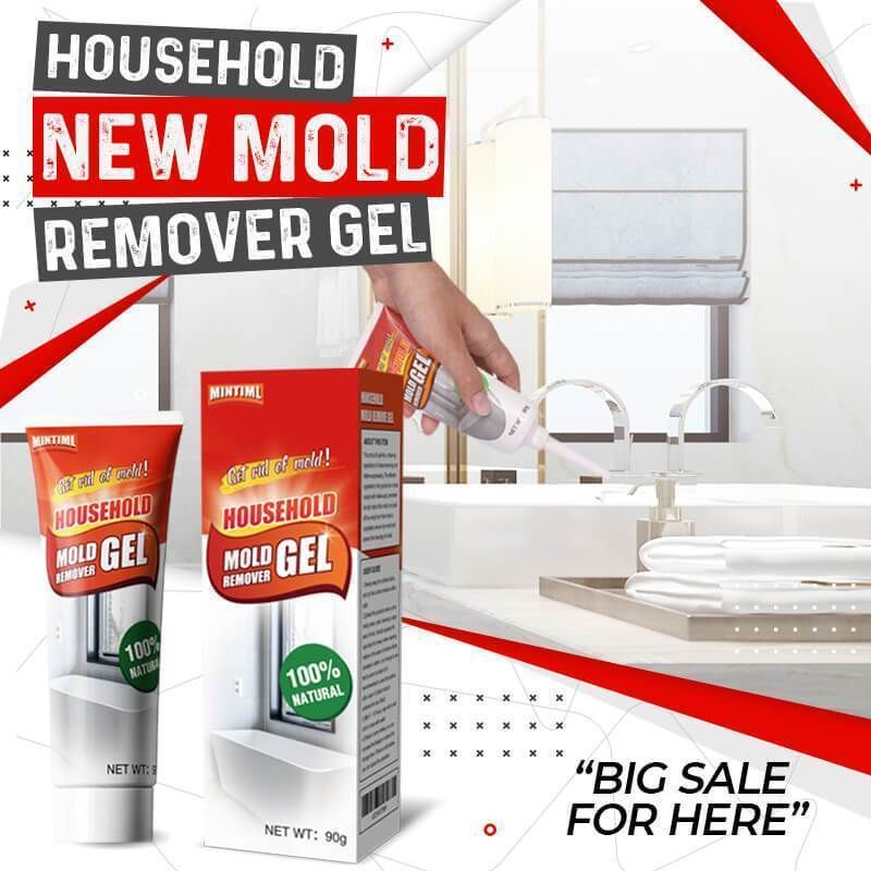 Photo of Mintiml Household Mold Remover Gel – 1 PC