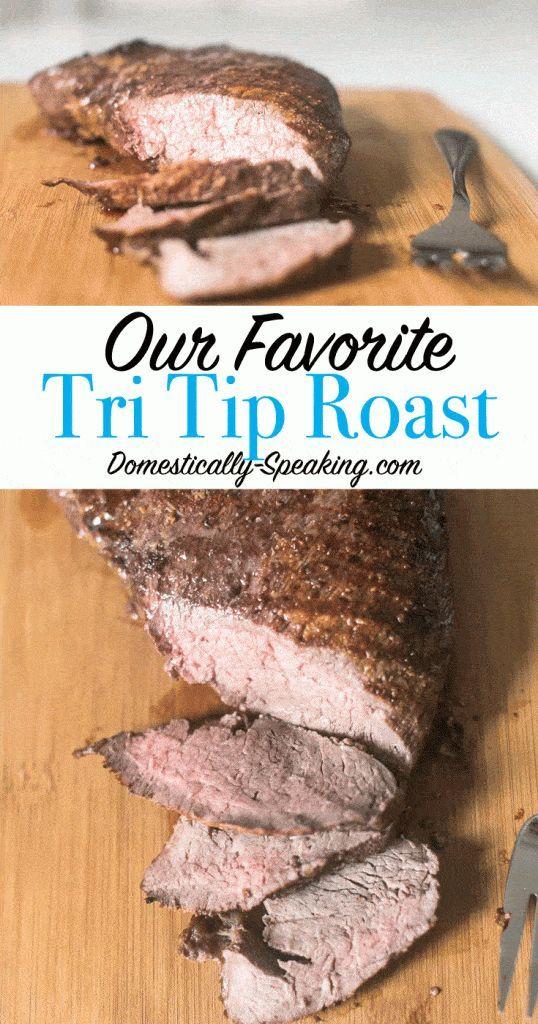 Bbq Tri Tip Crockpot Recipes