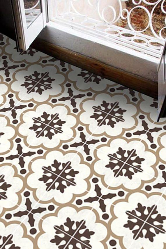 Tile Decals Tiles For Kitchenbathroom Back Splash Floor Floor