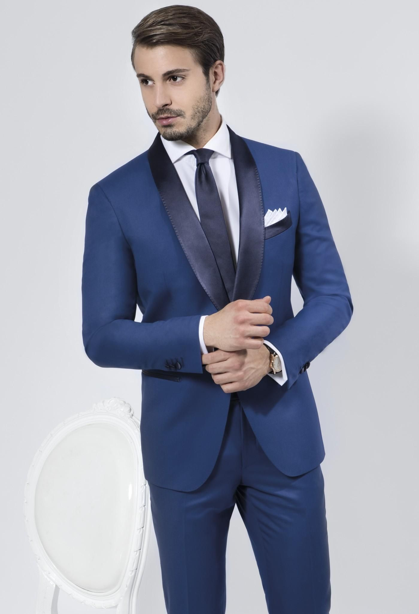1000  images about wedding suit on Pinterest | Blue suits