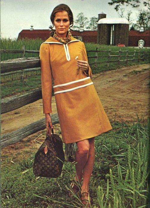 Lauren Hutton, 1960s