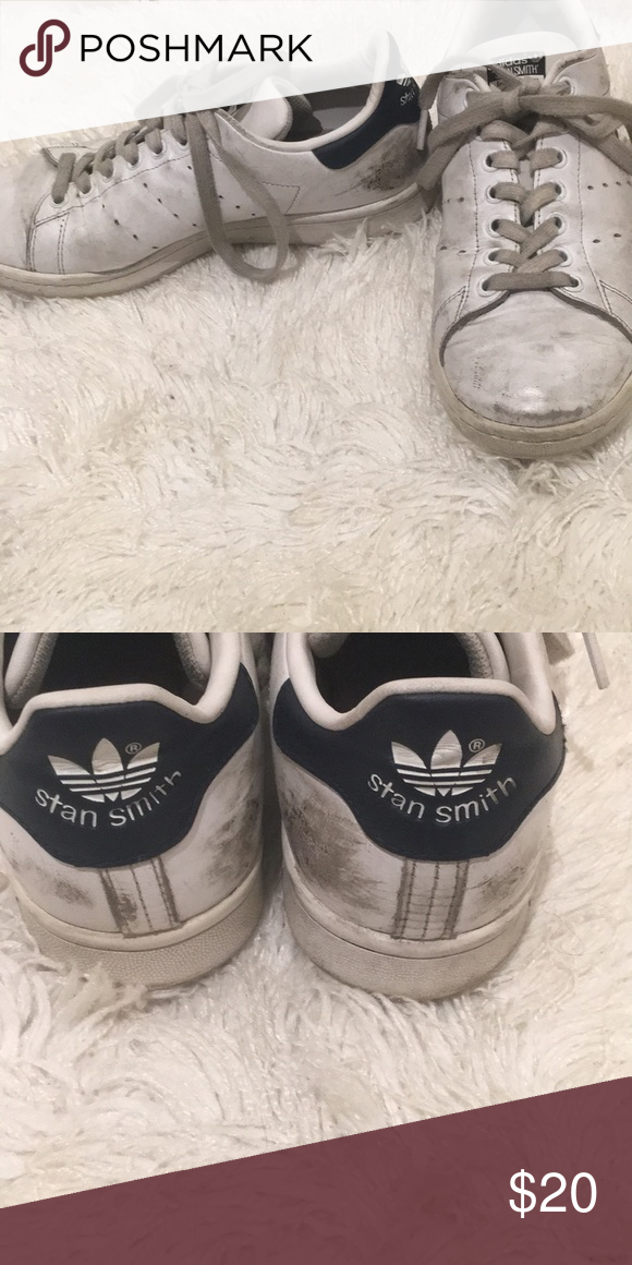 sale retailer 34e80 ef63e Stan smiths Sneakers. Lightly used Adidas Stan Smith Shoes Sneakers