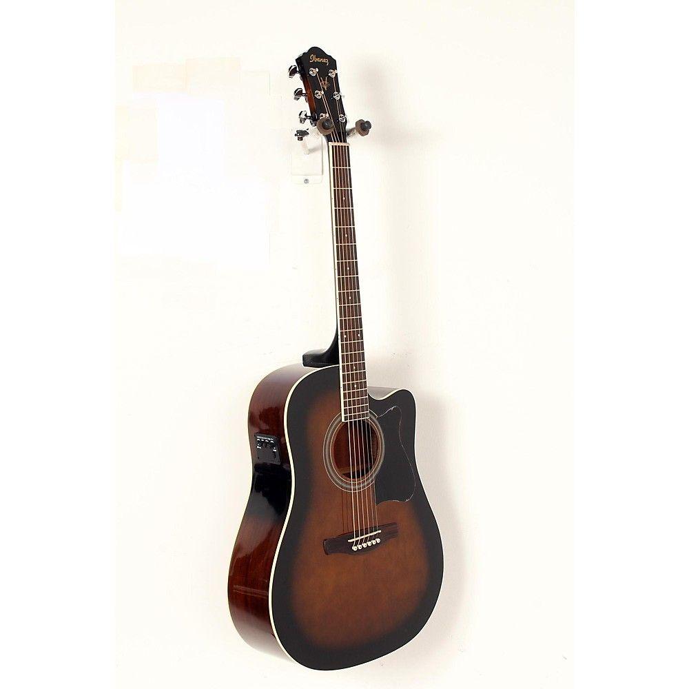 Ibanez V70CE Acoustic-Electric Cutaway Guitar Violin Sunburst 888365993867