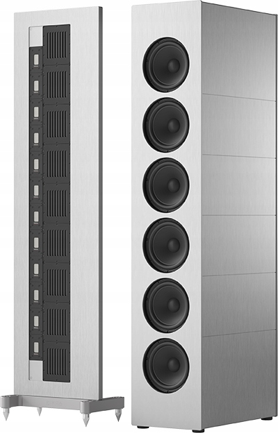 Kolumny Podlogowe Piega Master Line Source In 2020 Speaker Design Audiophile Speakers Home Theater Surround Sound