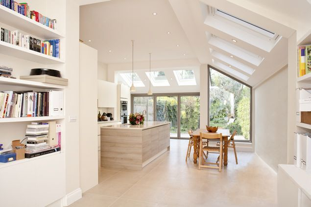 High Quality Side Return Extension Photos   House Extension Pictures Are Great For  Inspiration   View Our House Extension Pictures Archive And Find Out About  Extension ...