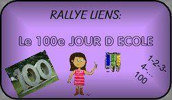 Delfynus - Une maitresse qui vous veut du bien: Rallye-liens : Le 100 ème jour d'école