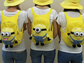 minion baby clothes   Minion Bags   Clothing and Accessories, Travel and Leisure, Kids and ...