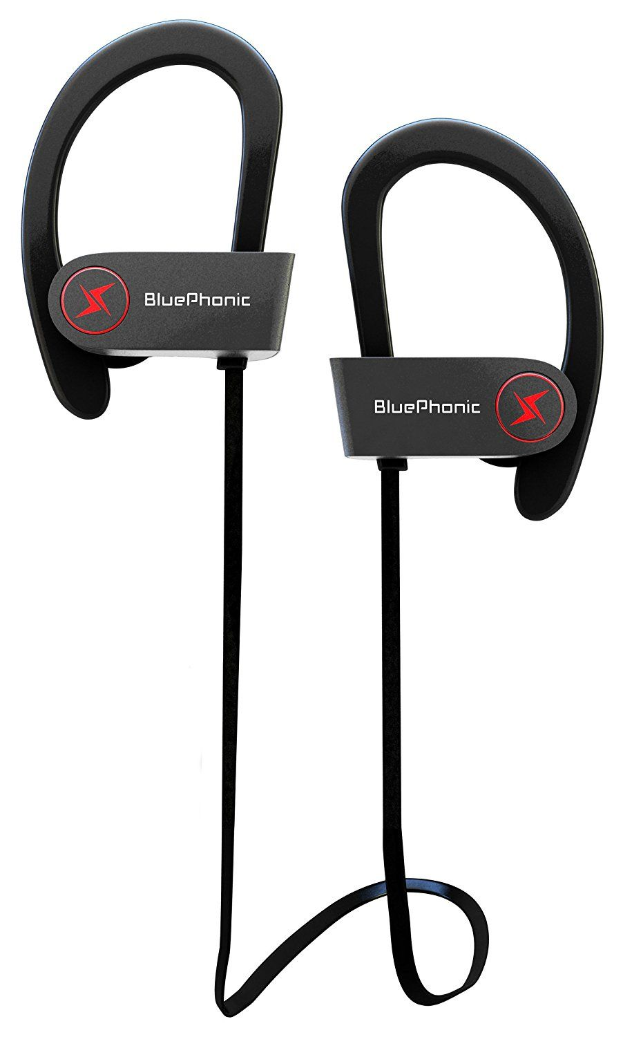 BluePhonic Zone Headphone Review Wear Action Workout