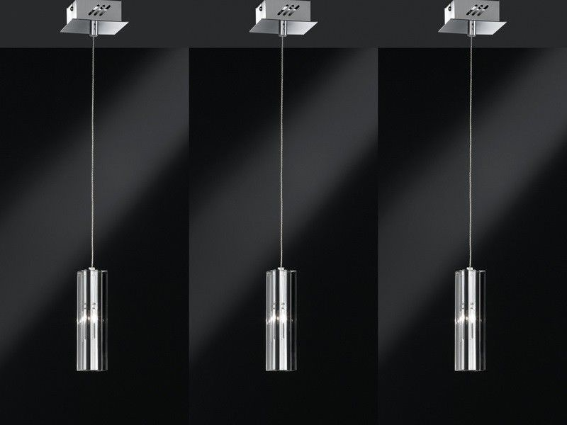 3 X Single Pendant Light LED Chandelier Ceiling Lighting