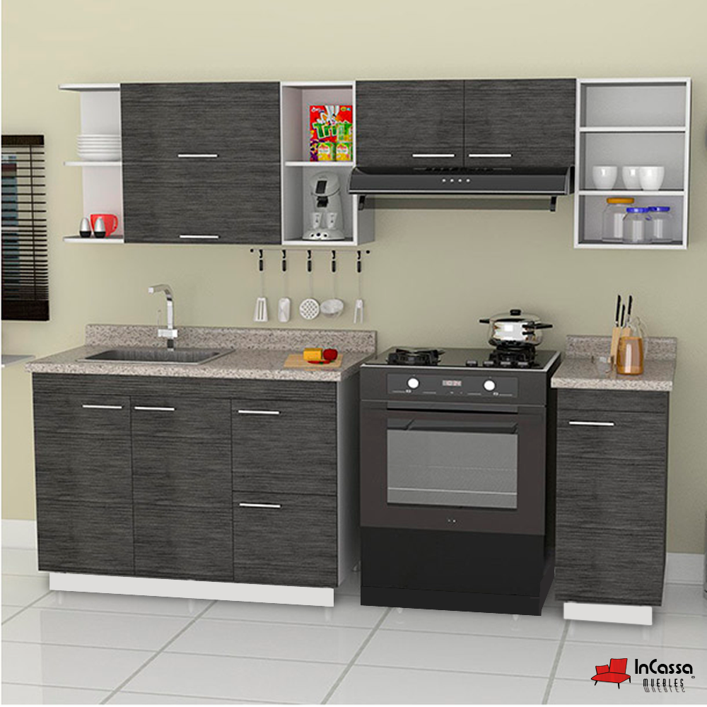 Cocina mod valence precio dise ada para estufa - Precios cocinas modernas ...