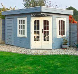 Gartenhaus aus Holz Gartenhaus, Sommerhaus und