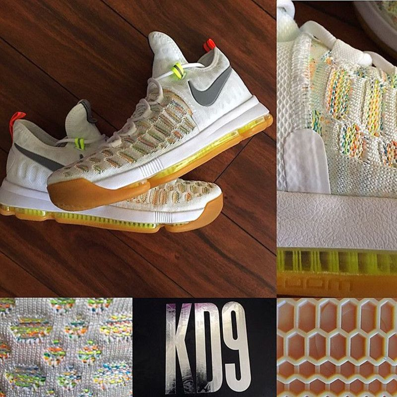 Check Out This New Bold Colorway Of The Nike KD 9