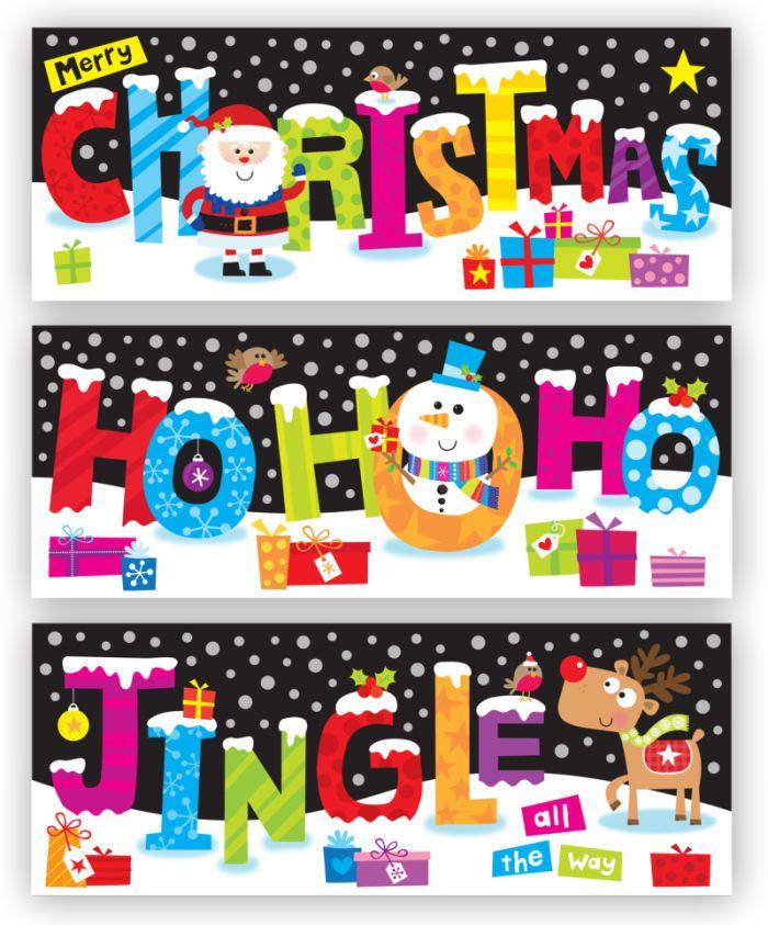 Jennie Bradley Christmas Slim Cards Jennie Bradley Representing Leading Artists Who Produce Children S Kids Christmas Diy Baby Shower Gifts Christmas Designs