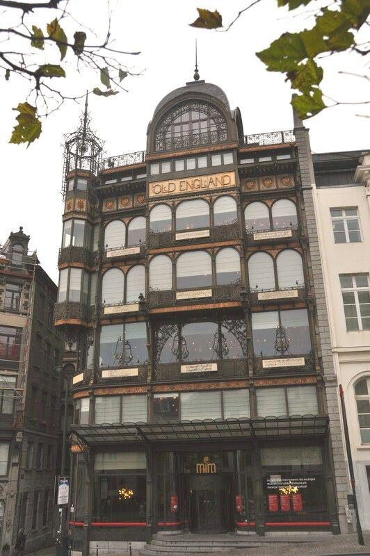 Architecture · musée de la musique bruxelles belgique