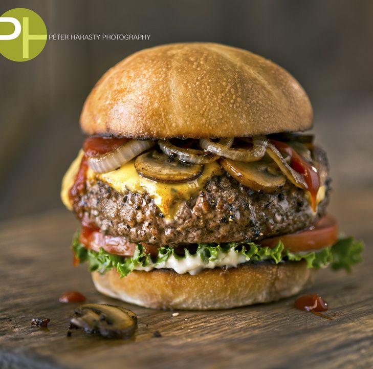 cheeseburger by Peter Harasty on 500px