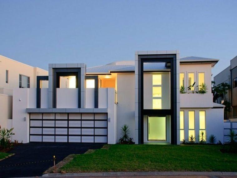 modelos de fachadas de casas modernas yahoo image search results - Fachadas Modernas De Casas