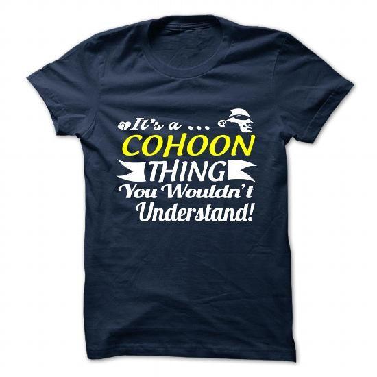 COHOON #COHOON