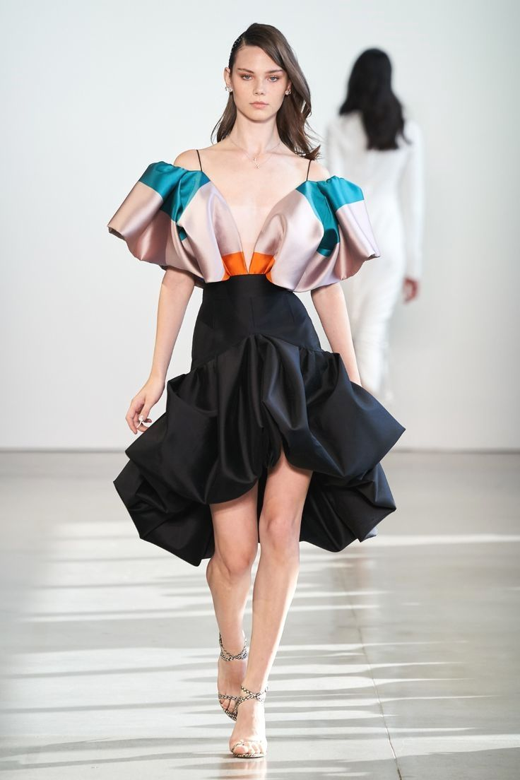 Photo of Bibhu Mohapatra Spring 2020 Ready-to-Wear Fashion Show