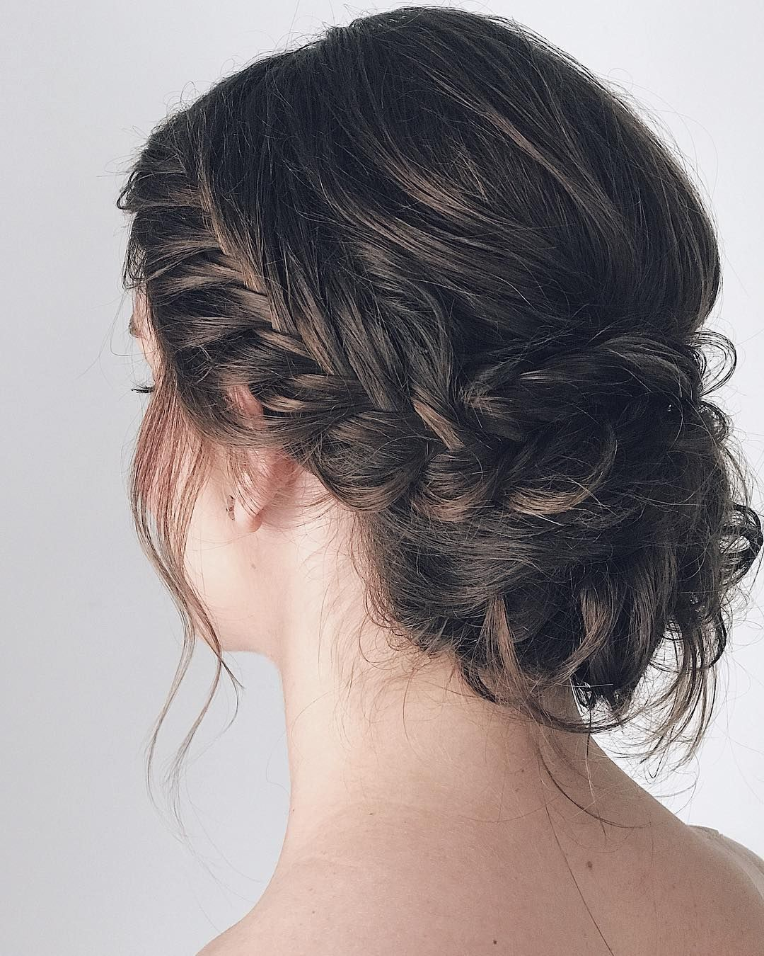 twisted updo hairstyle #hairstyle #hairstyles #updo