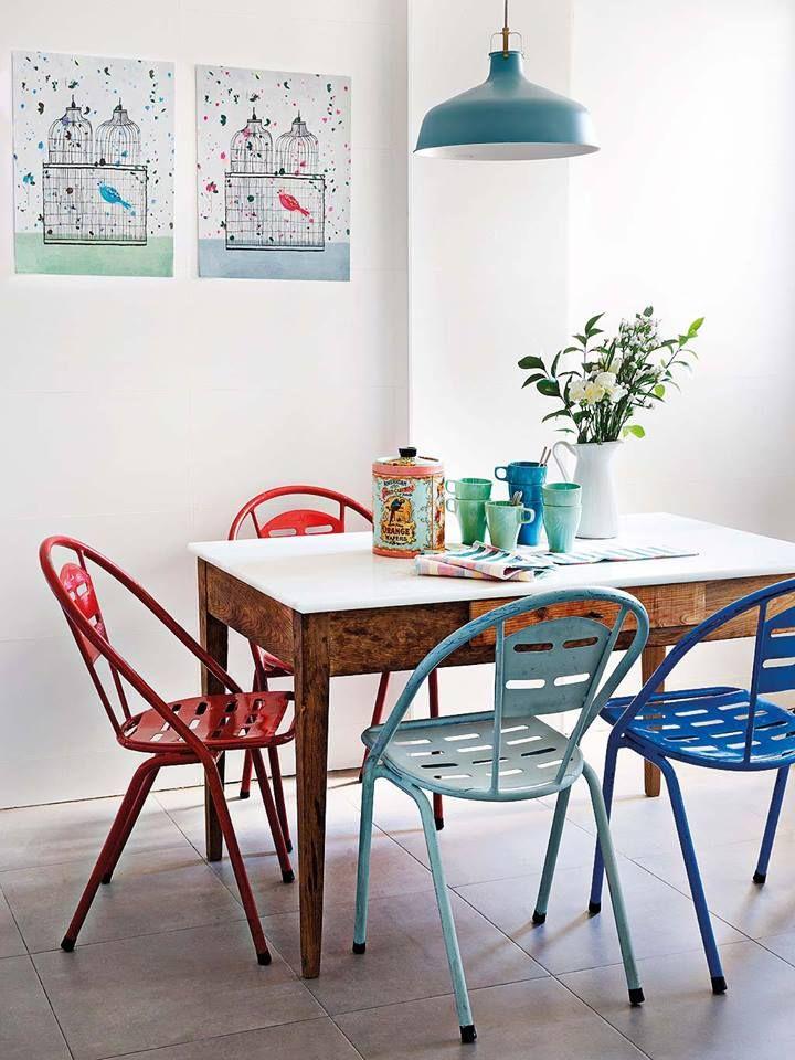Las Cositas de Beach & eau   Diseño de sala comedor