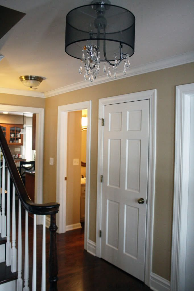 Idea for the entryway light | Low ceiling, Bedroom lighting