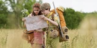 As the lights came up and the credits began to roll at the end of Moonrise Kingdom, I listened intently for the reactions of the crowd around me.  It was one of those times when I just couldn't be sure if the audience was on the side of the movie or not.