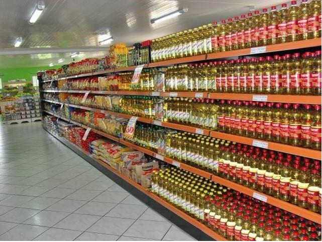 12 Ideas De Carteles De Precios Supermercado Gondola Supermercado Minimercado