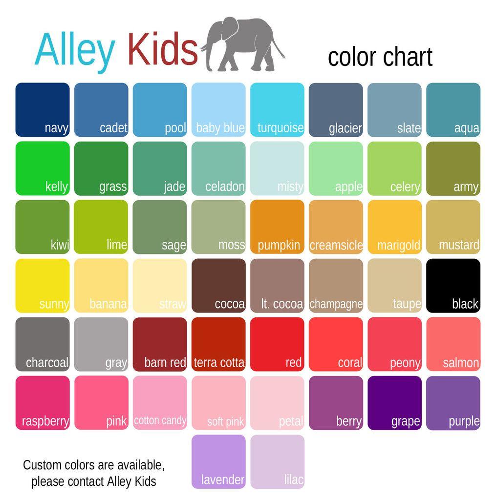 Color chart rainbow - Kids Room Paint Colour Chart Google Search