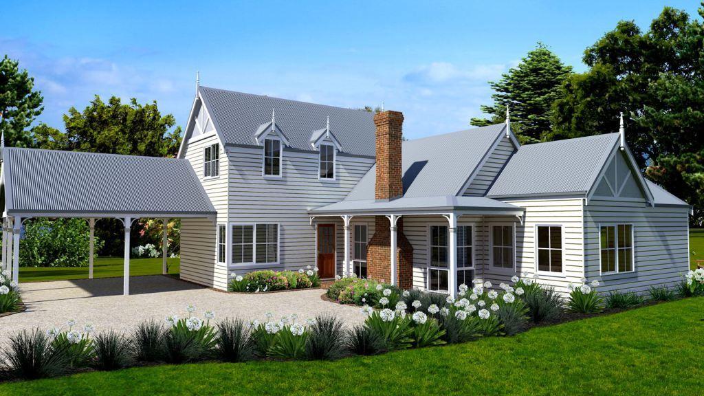Woombah Cottage Storybook Designer Homes Cottage Plan Kit Homes Australia