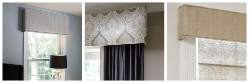 Window Treatment Trends For 2016 Cornices