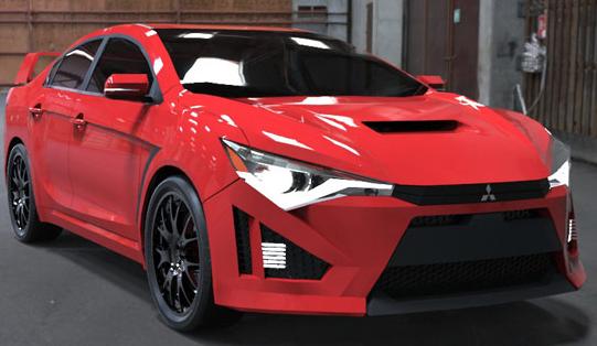 2016 Mitsubishi Eclipse Exterior