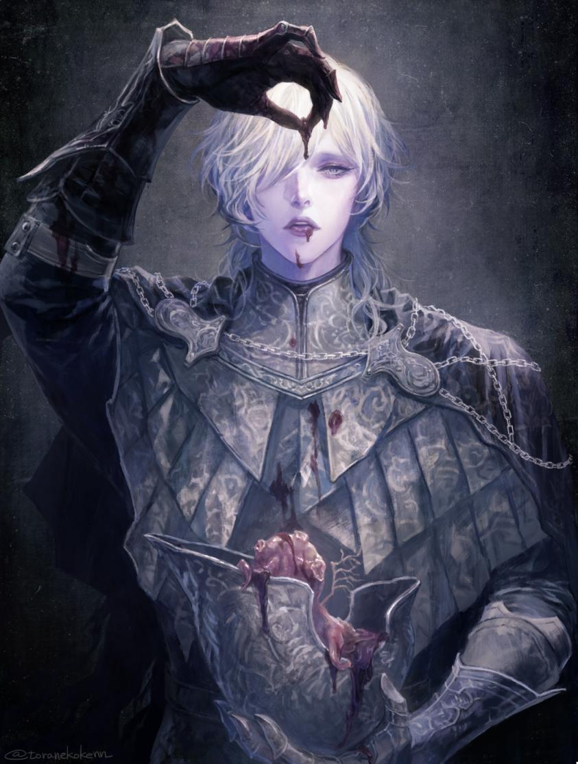 穢れ の ボーン ブラッド 血