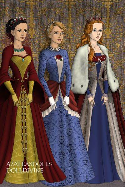 Lady Stark Lady Rogers And Lady Thor Doll Divine Dress Up Games
