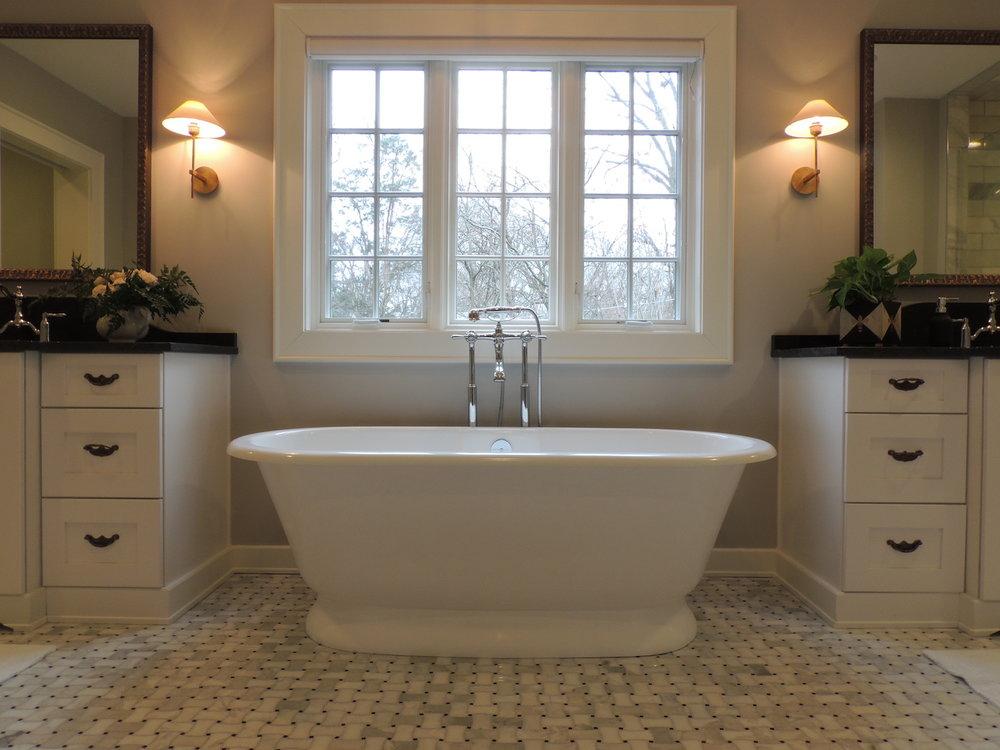 Meridian Kessler Master Bath Remodel In 2020 Master Bath