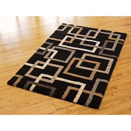 Home Trends Ht Lynx Square 60x96 Fleece Black