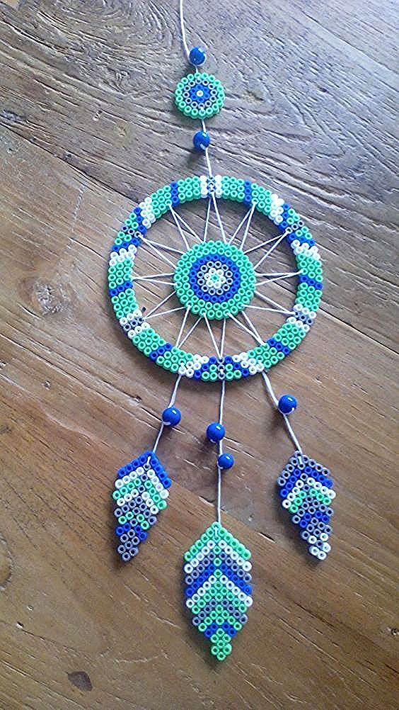 Fuse pattern de perles, vous pouvez essayer #Beebeecraft #fusebeads.   – Basteln