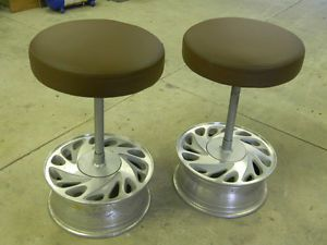 Tire Rim Bar Stool Google Search Diy Furniture Projects Bar