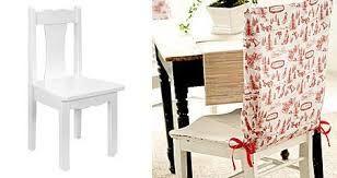 Resultado de imagen para como hacer forros para sillas de comedor ...