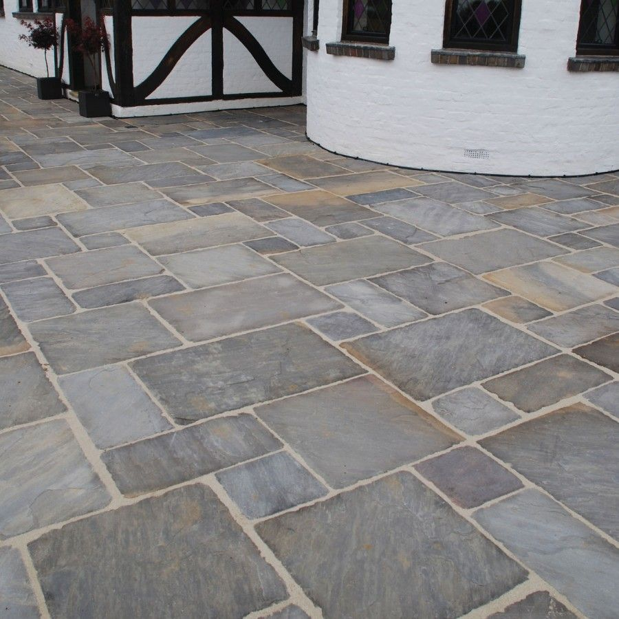 global stone paving antique sandstone u0027old rectory u0027 monsoon black