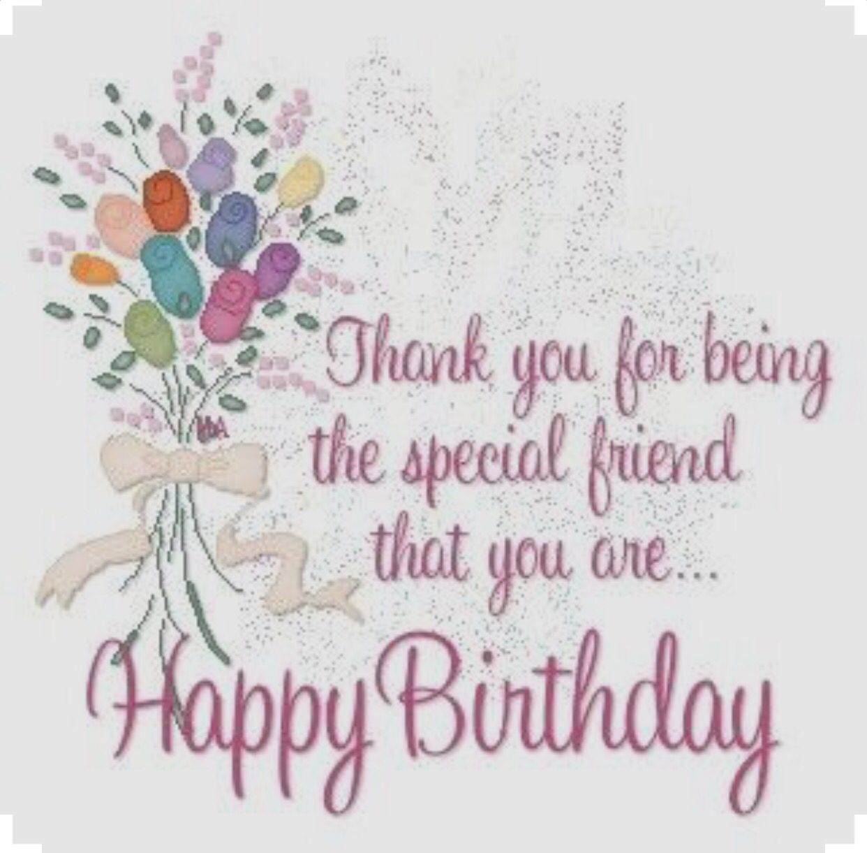 Hb special friend friends pinterest explore short birthday wishes and more kristyandbryce Choice Image