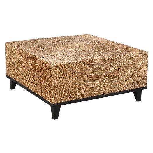 Jeffan Cypress Coffee Table