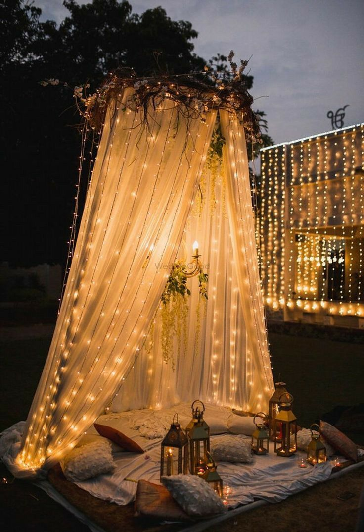 Pin By Anita Tovar On Vibes In 2020 Tent Decorations Desi Wedding Decor Tent