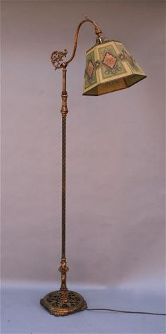 Rembrandt Arts And Crafts Bridge Lamp Google Search