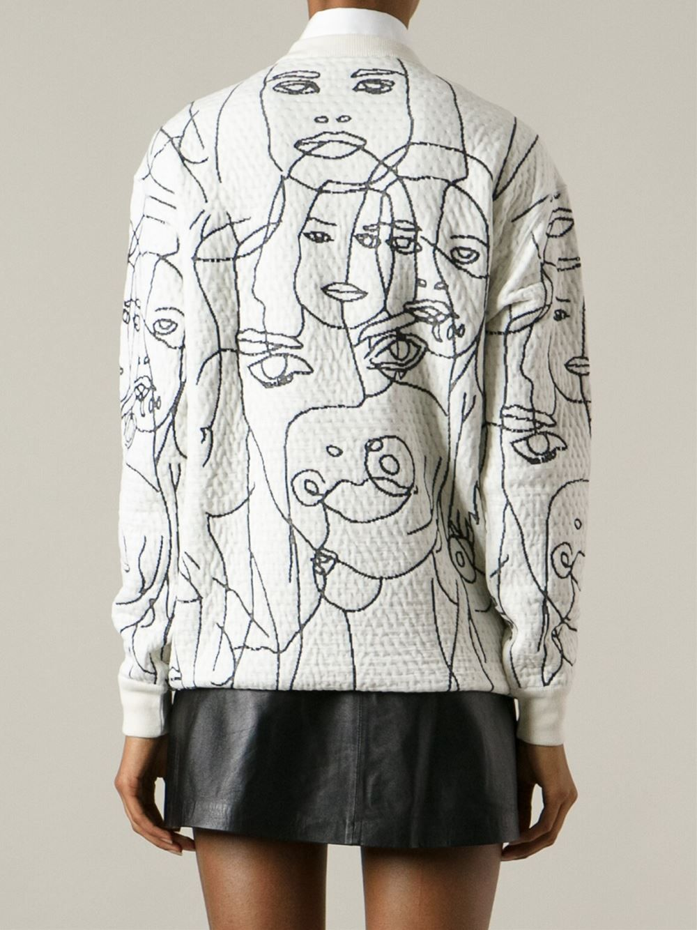 Inexpensive Cheap Online Embroidery Top Fall/winter Stella McCartney Free Shipping Comfortable zZenD2